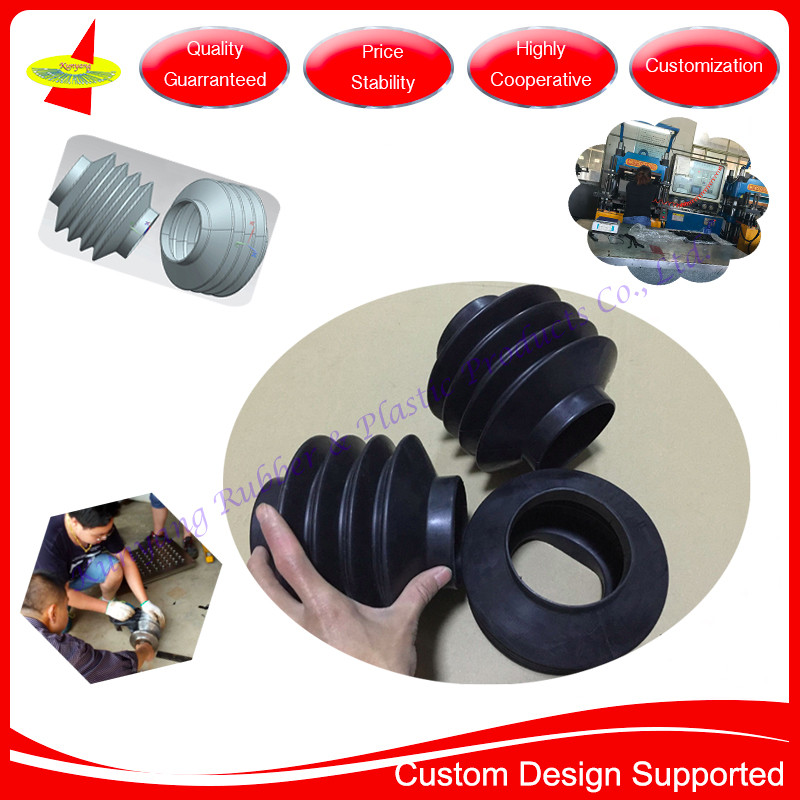 Professional Manufacturer Factory Custom Big Complex Molded Rubber Part With Custom Design Service At Low MOQ