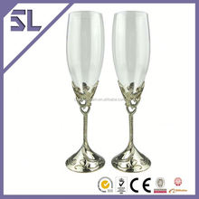 Hot Sale Cupping Glass Stem Champagne Glass Ideas For New Of Business