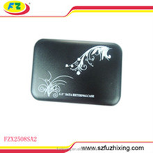 2.5 HDD Enclosure, External Hard Drive Protective Case