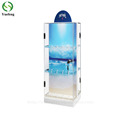 High Quality Countertop Acrylic Cosmetics Organizer with lock