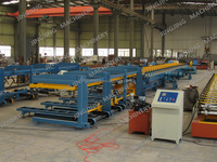 Best price corrugated roofing sheet machine floor deck metal roll forming machinery