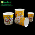 alibaba online disposable popcorn paper bowl