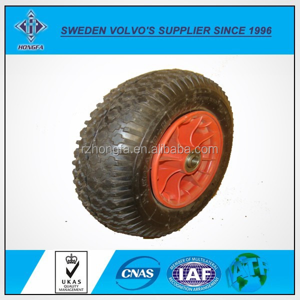 Hand Trolley Wheels Widely used in cars