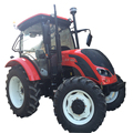 High quality QLN 100hp 4wd chinese mini agriculture tracteur