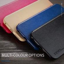 [X-level] High Quality ultra slim thin PU flip leather case for samsung s9 cover