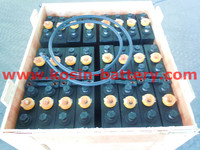 Best quality forklift battery pack traction forklift battery
