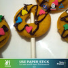 Supply Homemade Cooky Paper Stick Paper