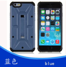 Hot selling defender UAGGing mobile phone case for iphone 6 hard PC +Soft TPU back cover