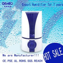 2012 GL- 1109 Big Capacity , timer setting with timer Air humidifier