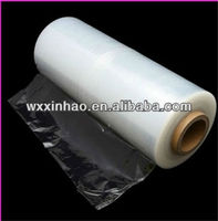 Clear carpet heat shrink protective film