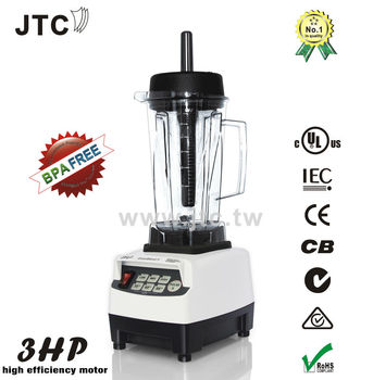 Juicer, Commercial Blender, No.1 Quality In The World, JTC Blender