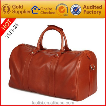 Travel Leather Bags Big Bag Handbag for Man