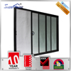 aluminum profile double glass sliding doors and windows