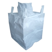 Yantai factory price virgin pp big bag jumbo bag
