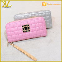 Wholesale Ladies Magazine Clutch Purse, Hot Selling Classical Fashion Lady Wallet