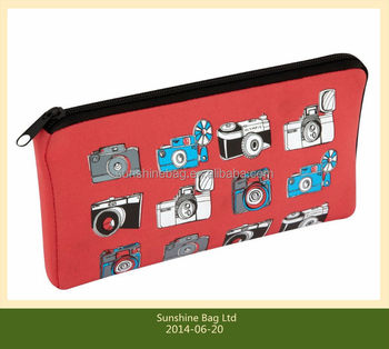 2014 Hot selling pencil case with Customized logo