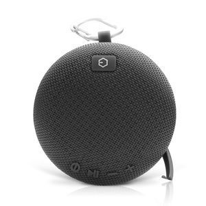 Ball Shape Power Bank Bluetooth Speaker 2017 Fabric Shower Bluetooth Speaker With Waterproof IPX5