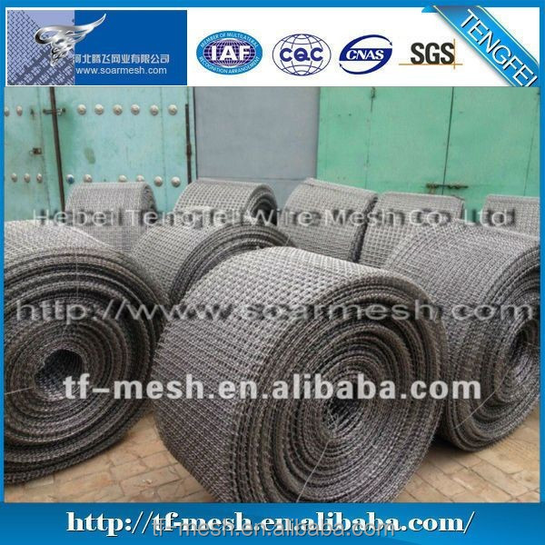 Iron Wire Cloth Sieve ( Single ,double,lock crimped ISO 9001)