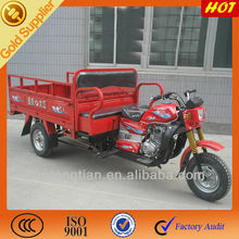 Cargo Tricycle with One Row Seat for Passenger