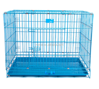 Best-selling cheap Large Size Iron dog cages