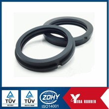 Customized Processing Industry Durable EPDM Profiled Rubber Washer, Rubber Gasket