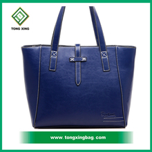 2014 high quality fashion pu leather tote bag