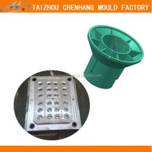 Plastic forging mold design