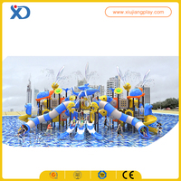 Giant water play equipment/water park equipment/water outdoor playground