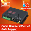 Compact Temperature & Humidity data logger with USB flow meter