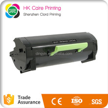 52D5H00 52D3000 52D4000 for Lexmark MX711 MX710 MX812 MX811 MX810 MS810 MS811 MS812 Toner Cartridge with stable chips