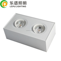 CCT Adjustable Gyro 18W Surface Led Downlight