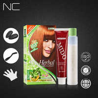 China Hair Color Manufacturers Wholesale Family Use Glow In The Dark Hair Color Cream/Hair Dye Kit