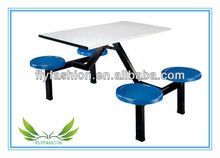 modern plastic restaurant furniture for sale