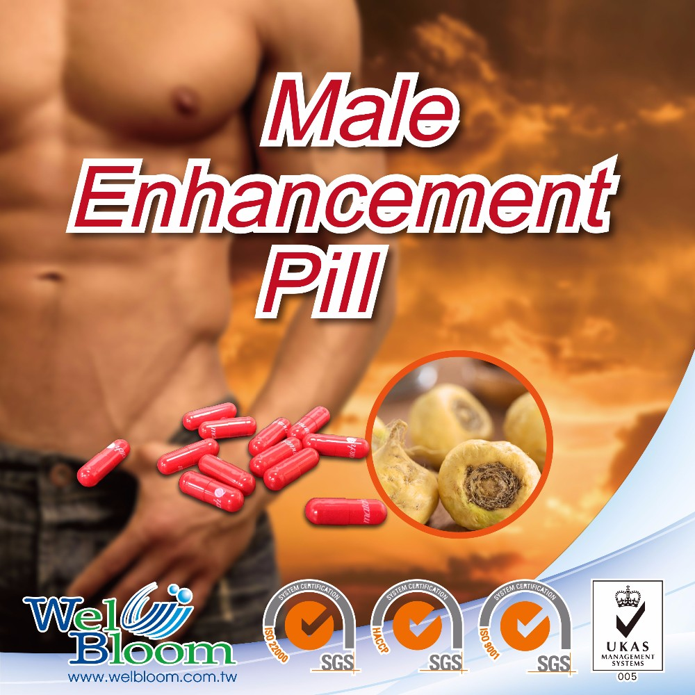 Private Label Ginseng Extract sex capsule for long time
