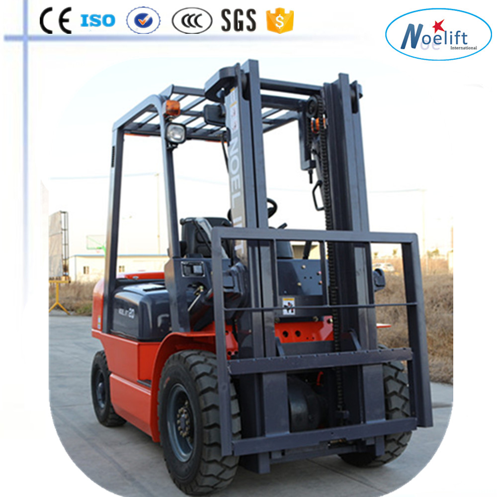testing machinery Best forklift brand small turning radius forklift 2t forklift for sale with attachment