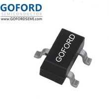 Professional Mosfet manufacturer Amplifier transistor ic 2003A N 200V 2.5A Sot-23-3 electronic component suppliers