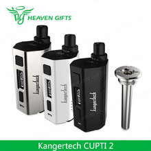 Fireware upgradeable 80W 5ml electric e cigarette Kangertech CUPTI 2 TC Starter Kit