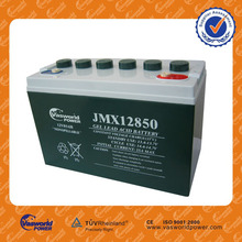 CE ISO ROHS UL Certificate Nice Quality 5 Years Warranty GEL 12V 85AH Solar Panel Battery