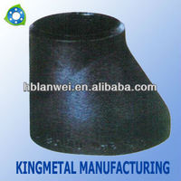 Ecc Reducer Butt-welded Carbon Steel Pipe