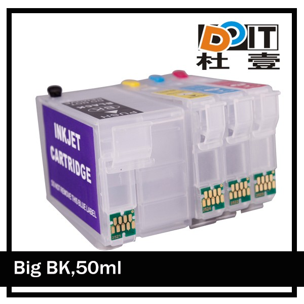 alibaba express in portuguese inket cartridge t27xl t2701 t2711 working for Epson WF-7610
