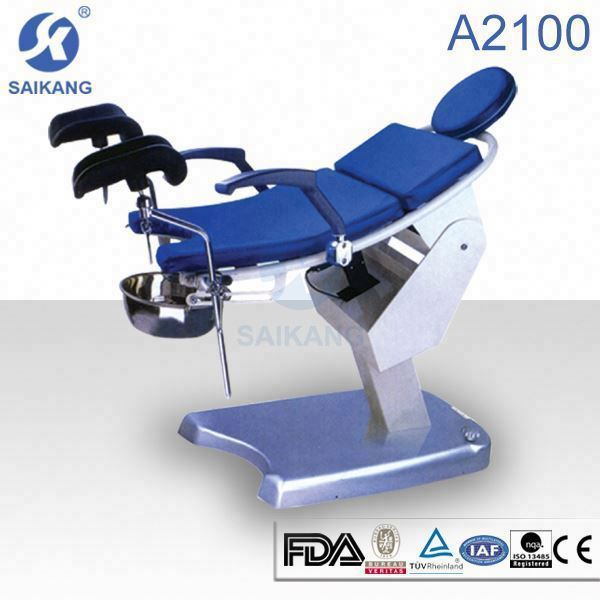 A2100 Electric Gynecology Examination Couch Obstetric Labour Table