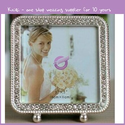 QT00036 wedding small plastic craft photo frame
