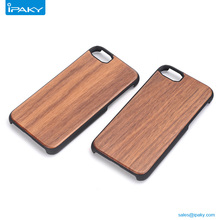 High Quality Custom Wholesale Wooden Tpu Cover Bamboo Cell Phone Case For Iphone 6S