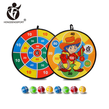 funny sport toys colorful kids dart board of cartoon dartboard