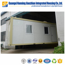 Cheap container house/ prefab flat pack home/ modular garden storage for sale