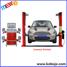 Powerful cloud service engine car wheel balancing and alignment equipment