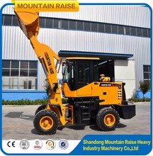 Small construction equipment avant zl16 mini wheel loader price