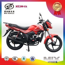 Chongqing moto/200cc motorcycle with cheap price and high quality for sale