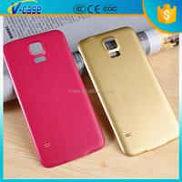 VCASE Wholesale Aluminium Metal Housing Case Battery Back Cover for Samsung Galaxy S5 I9600
