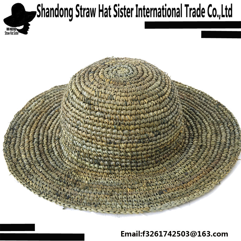 Fashion Woman Straw Hats Nice Dress Apparel for Woman